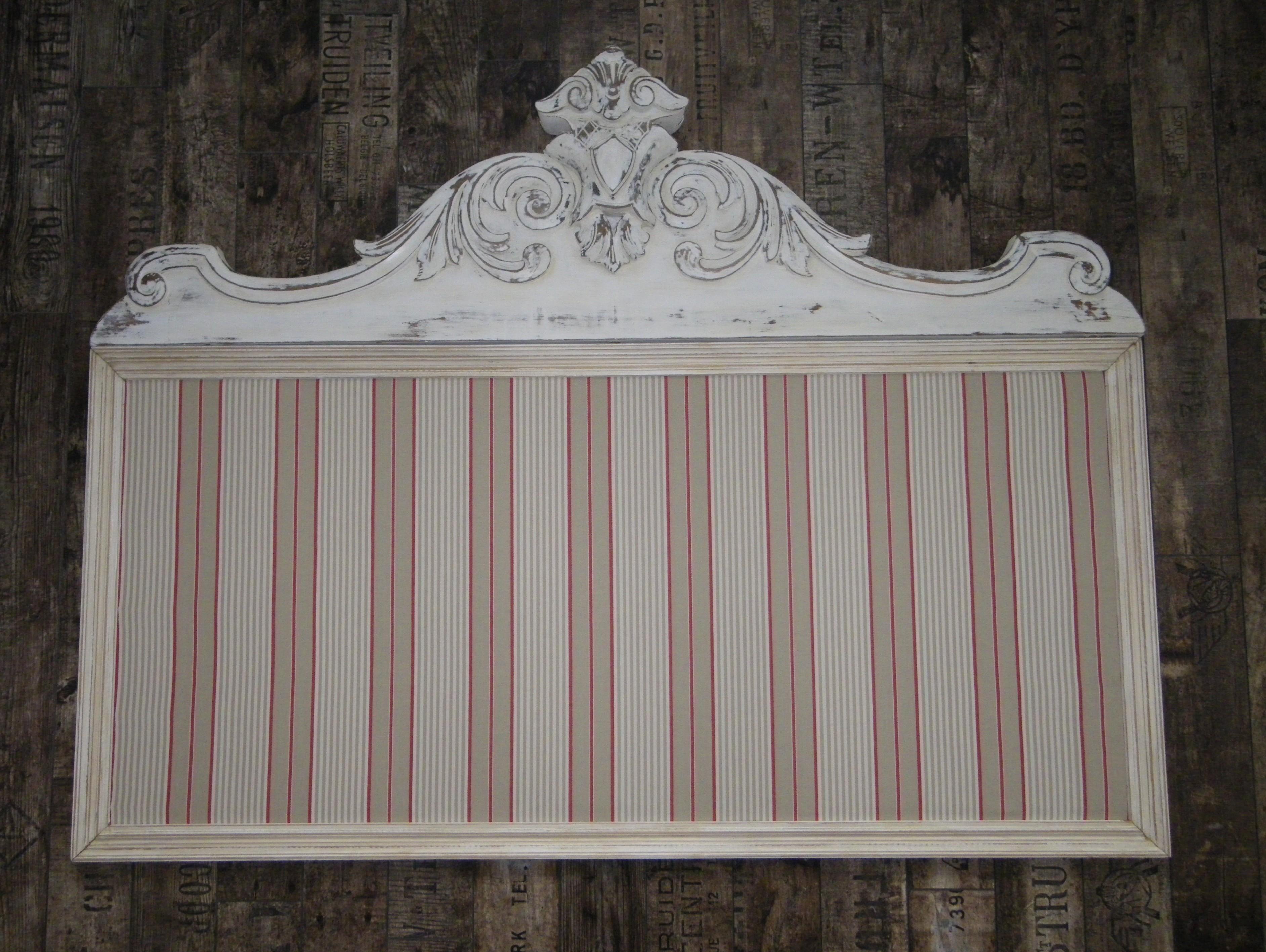 p le m le r alis partir d un fronton ancien et cadre en bois avant apr s anjoudeco. Black Bedroom Furniture Sets. Home Design Ideas