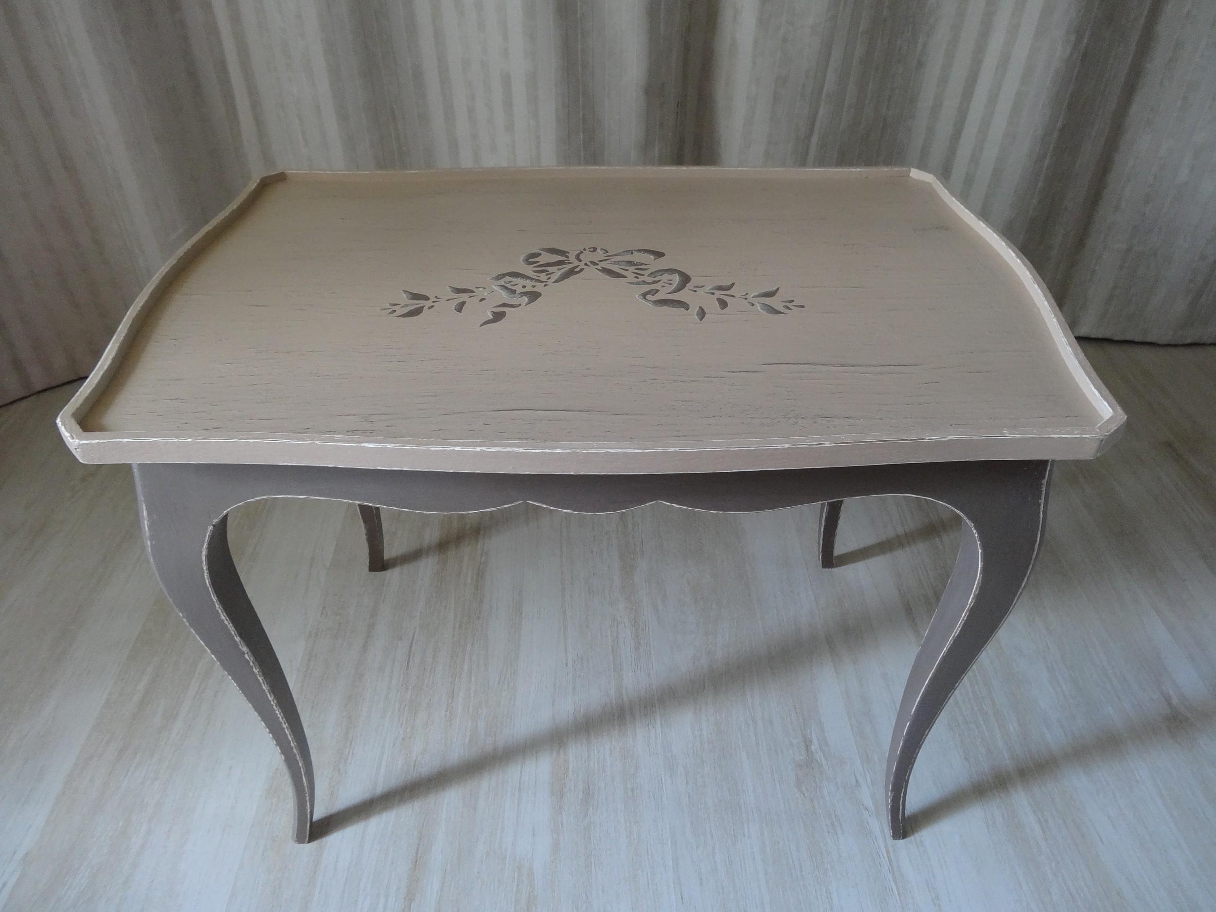 DSC08850-2500 Luxe De Table Basse Style Romantique Schème