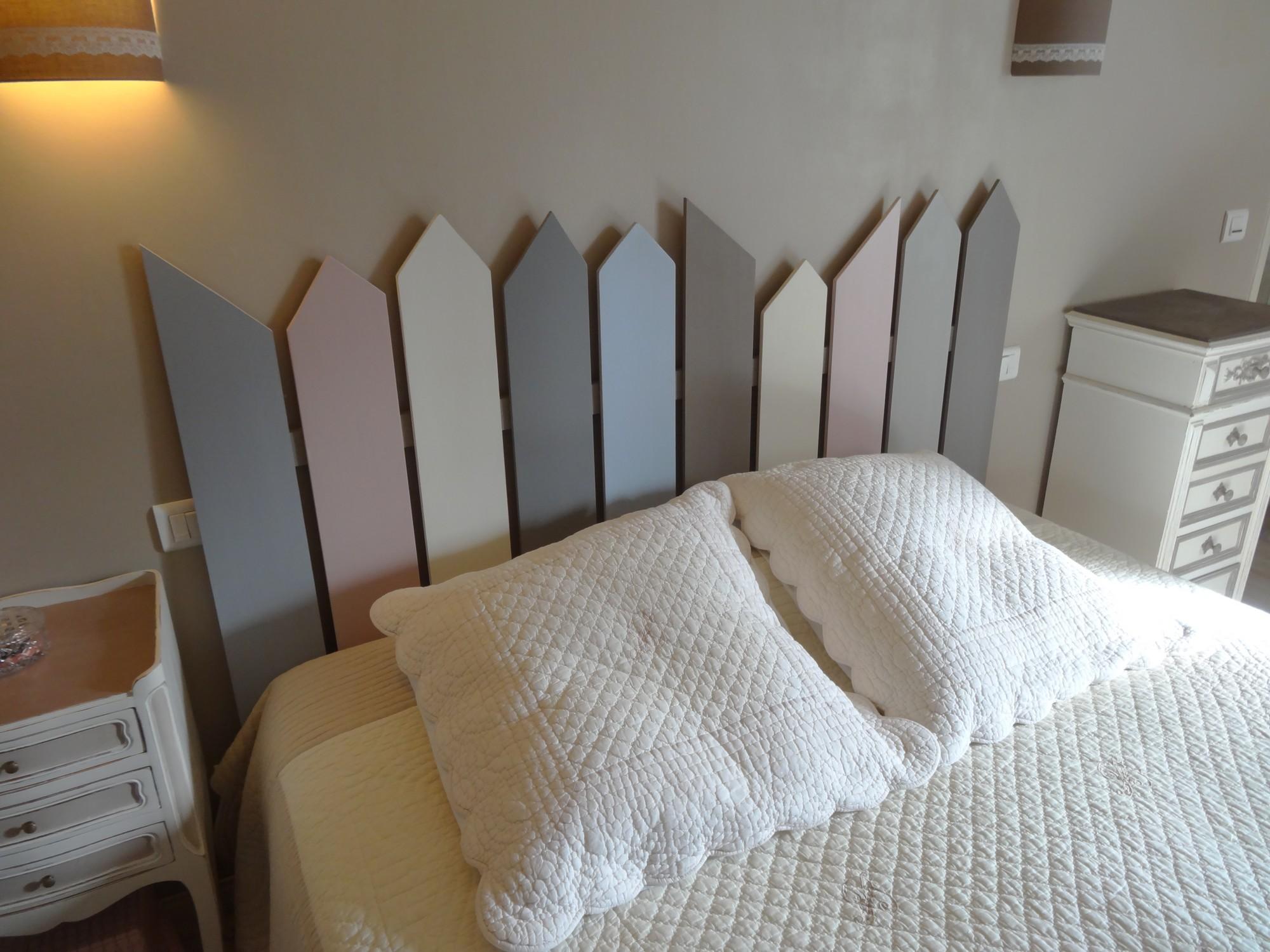 t te de lit en 160 cm pour donner un c t bucolique votre chambre anjoudeco. Black Bedroom Furniture Sets. Home Design Ideas